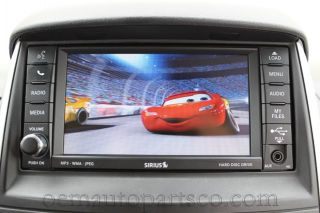 Dodge Chrysler Jeep CD Player Low Speed RBZ  Hard Drive DVD Unit Radio Mygig
