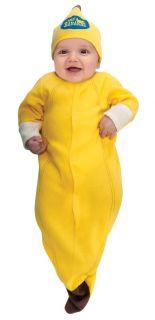 Newborn Infant Baby Boys Girls Banana Halloween Costume Newborn