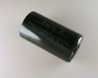 New Aero M 850uF 1020uF 110V Motor Start Capacitor 50 to 60 Hz 110 V