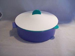 Tupperware Microwave Steamer Colander Strainer Rice Cooker 3 Pieces