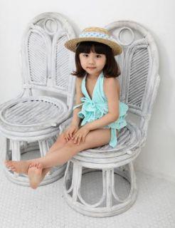 Girl Pink Swimwear Tankini Swimsuit Bikini Bathers 1 6Y Kids Swimming Costume