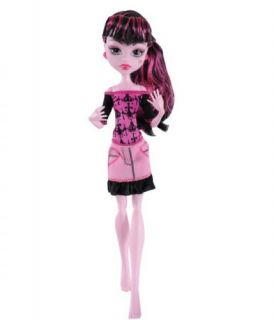 Brand New Mattel Scaris City of Frights Monster High Draculaura Doll Figure