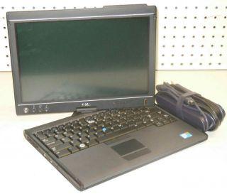 Dell Latitude XT2 Convertible Laptop Core 2 Duo 1 4GHz 2GB 250GB Windows 7