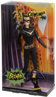 Catwoman 2013 Barbie Doll