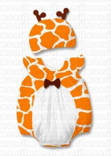 0 12M Baby Infant Toddler Animal Cartoon Character Dress Up Outfit Costume Hat