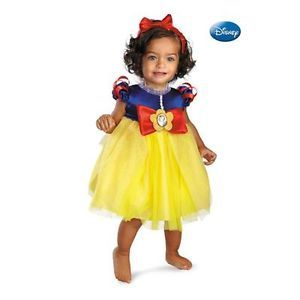 Disguise DI44974 I218 12 18 Months Infant Disneys Snow White Costume