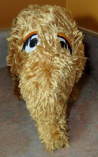 "Disney 14"" Sesame Street Workshop Snuffy Snuffleupagus Plush Stuffed Animal Gund"