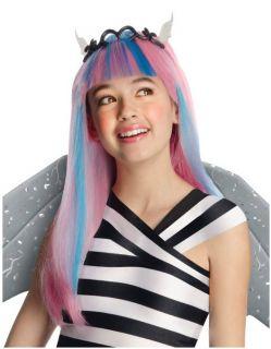 Rubies Rochelle Goyle Monster High Girls Child Halloween Costume Wig Large