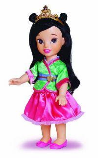 """My First Disney Princess 15"""" Mulan Toddler Doll"""