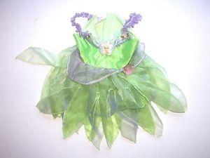 Disney Tinkerbell Halloween Costume 2T 3T Toddler
