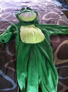 Frog from Princess and The Frog Costume Prince Navine Toddler Boy 2 3 Disney