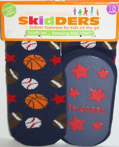 Skidders Blue Sports footwear Size 4 12 mos Size 6 18 mos 8 or 24 Months