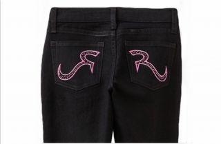 New Girls Fall Winter Trendy Skinny Jeans 10 Rock N Republic Viper Black $58