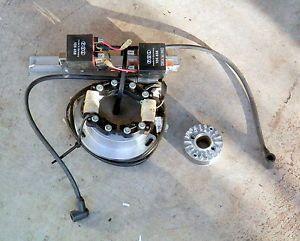 Banshee Drag PVL Ignition System w Dual Coils Flywheel Magneto Stator Ignition