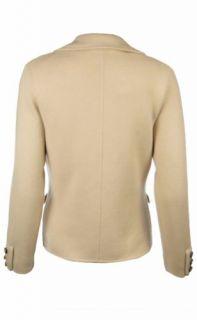 Sutton Studio Womens Cashmere Blazer Cardigan Sweater Plus