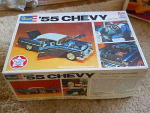 Revell 55 Chevy: Automotive