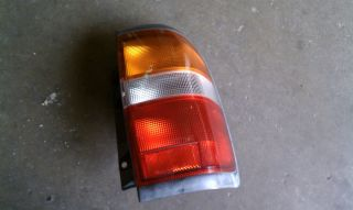 1998 Nissan Pathfinder Original Right Side Tail Light Assembly Good Cond