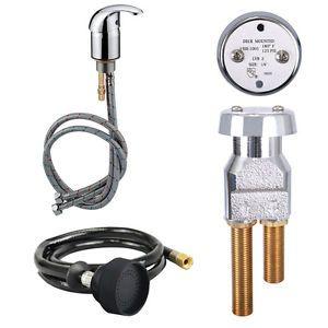 UPC Salon Shampoo Parts Equipment Faucet Vacuum Breaker Hose Kit Su 97