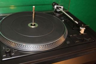 Dual CS 1254 Super Clean Turntable w Grado GF3 Lightly Used Cartridge