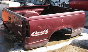GMC Sierra Chevy Truck Bed with Tailgate Short Bed for Ext Cab 1999 1500