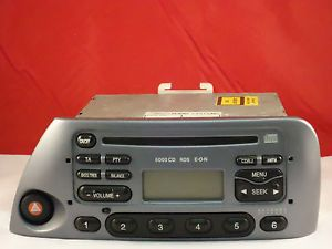 FORD KA CD RADIO PLAYER AND CODE 6000 CAR STEREO CD CHANGER COMPATIBLE
