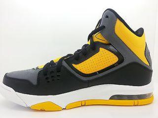 6425354216ce 512234 035 Mens Air Jordan Flight 23 RST Black University Gold Athletic  Shoes