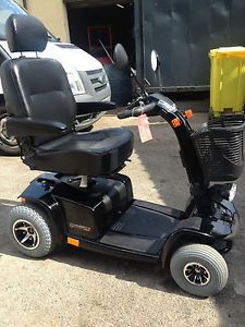 Pride Celebrity x Sport 8MPH Electric Mobility Scooter Wheelchair Powerchair