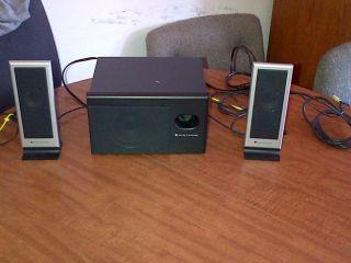 Altec Lansing VS2121 Computer Speakers