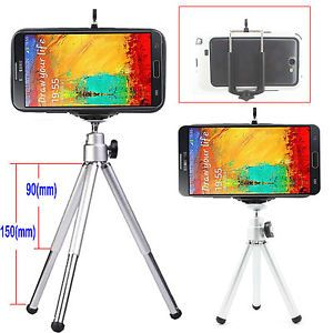 Desktop Camera Tripod Mount Stand Holder for Samsung Galaxy Note 3 N9000 N9005