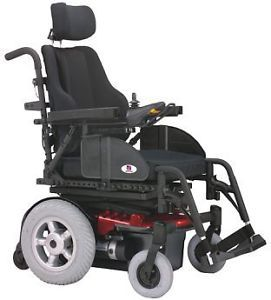 IMC Heartway Vision Elevating Seat Powerchair Power Chair Model P13 Warranty