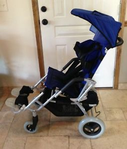 Stealth Mobility Lightning Pediatric Special Needs Push Chair Lt 14