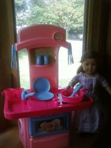 Doll Kitchen Made to Fit 18 inch American Girl Madame Alexander Journey Doll