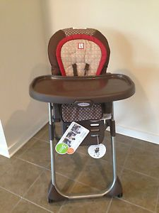 Cool Graco Duodiner In Highchair Starburst Brown With Duo Diner High Chair