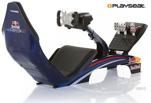 Playseat® Red Bull Racing Seat Gaming Chair Logitech Thrustmaster PS3 Xbox