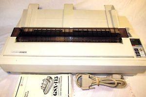 Citizen GSX 145 24 Pin Wide Format Dot Matrix Impact Printer Forms Business