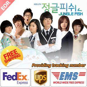 KBS Korea Korean Drama DVD English Subtitle Jungle Fish 2 8 Episodes