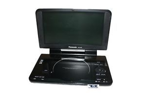 Panasonic DVD LS92 Portable DVD Player 9""