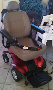 Jazzy TSS300 Power Wheel Chair Electric Mobility Scooter Very Nice