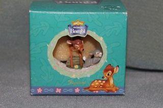 Disney Bambi Thumper Enesco Figure Figurine 105370 New