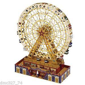 Mr Christmas Gold Label Collection World's Fair Grand Ferris Wheel 79791