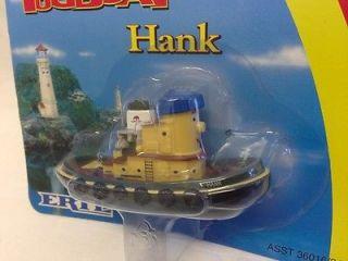 1998 RARE Theodore Tugboat Hank Diecast Ertl Diecast Thomas Train Boat