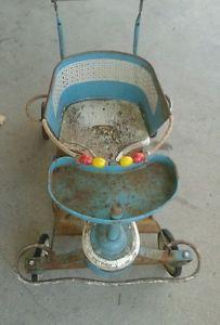Vintage Taylor Tots Stroller Baby Carriage Parts Restoration