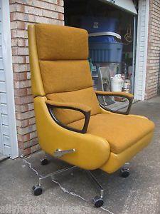 ... Mid Century Modern La Z Boy Lazy Boy Recliner Danish Swivel Lounge Desk Chair ... & lazy boy recliners on PopScreen islam-shia.org