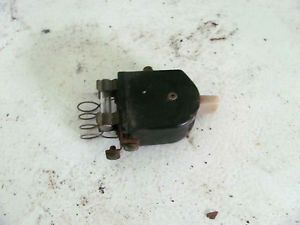 47 48 49 50 51 52 53 54 Chevy Pickup Truck Heater Heat Fan Switch Control