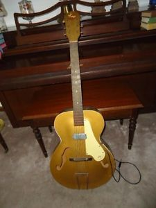 Antique Kay Guitar Electric