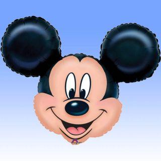 Supershape Foil Balloon Disney Mickey Mouse Head