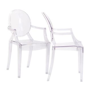 2pcs 1 6 Scale Philippe Starck Louis Ghost Armchair Dining Chair for ...