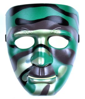 Horror Fancy Dress Party Halloween Masquerade Face Mask DC Comics Adult New