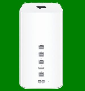 New Apple Airport Time Capsule 3 TB 2013 Model Wi Fi 3 Gigabit Ethernet Ports
