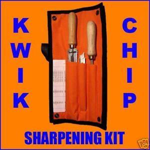 "Stihl Chainsaw Sharpening Filing Kit 3 8"" PM 4mm 5 32"""